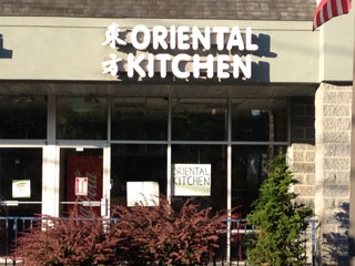 Oriental Kitchen Livingston New Jersey